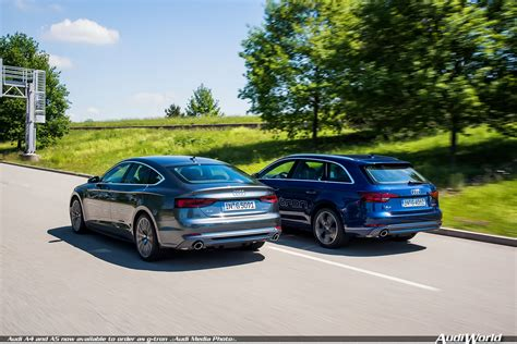 Audi A5 Alternative by Alternatives For The Midsize Category Audi A4 And A5 Now