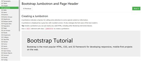 bootstrap tutorial with jquery bootstrap jumbotron form