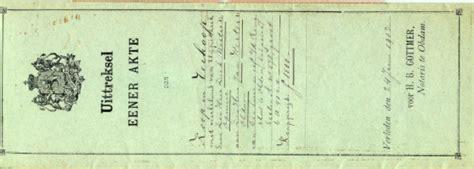 koopcontract woning koopcontract almeer notaris