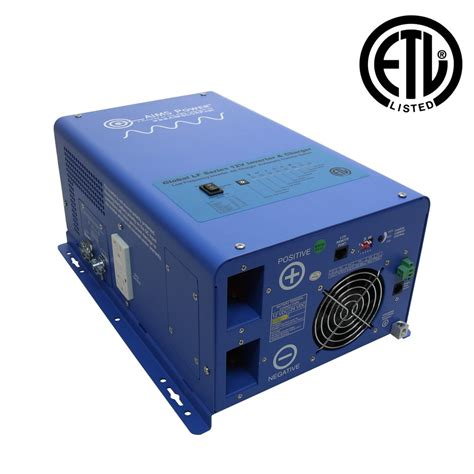 Power Inverter Sunpro 1500w Pl 15 1500 Watt aims power grid power inverter charger sine 1500w 12vdc input 120vac output 50