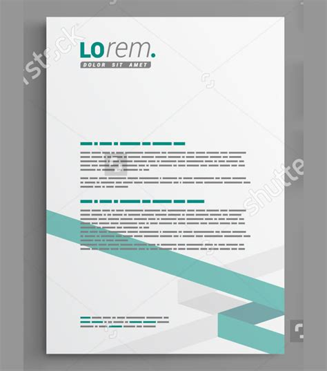 corporate template 25 corporate letterhead templates 25 free psd eps ai