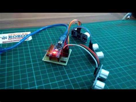 membuat robot pemadam api belajar arduino dan tutorial arduino program multiple