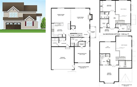 large family house floor plans single family home 4 floor plans of single family homes home plan luxamcc