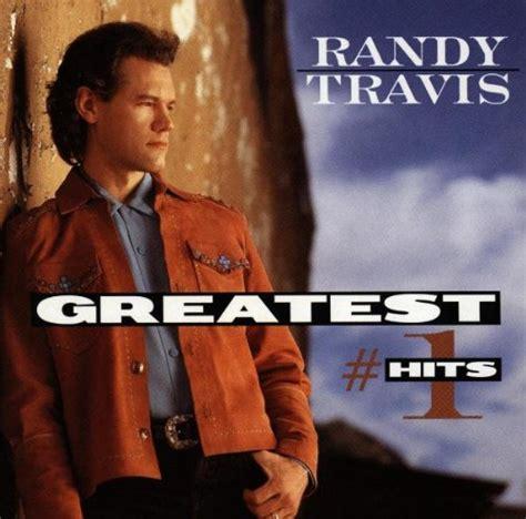 Cd Randy Travis greatest hits volume 1 randy travis album