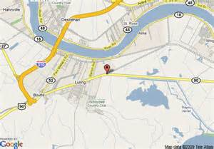 where is luling on a map map of comfort inn luling luling