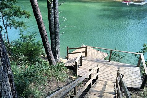 cabin rental on watauga lake tennessee