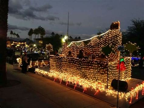 palm springs christmas light parade christmas pinterest