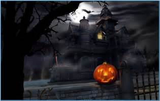 Halloween screensavers and wallpapers   Download free