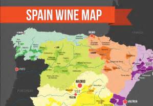 Spain Wine Map by Gallery For Gt Spanish Wine Map