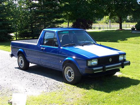 1981 volkswagen rabbit truck image detail for 1981 volkswagen rabbit pictures