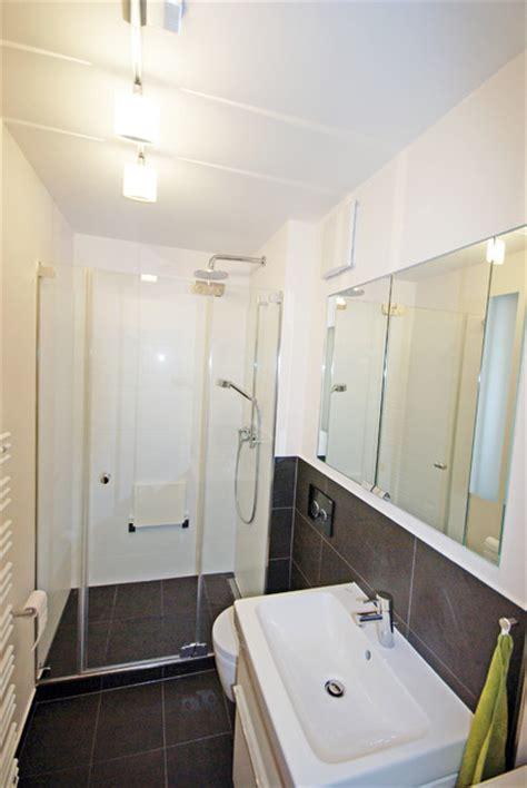 kleines duschbad modern m 252 nchen der rieger gmbh - Kleines Duschbad