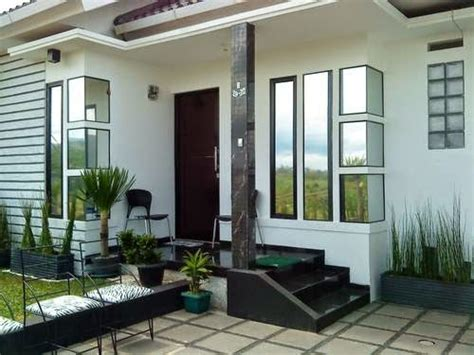 desain rumah yang ada tokonya desain teras rumah minimalis terbaru 2016 wajib baca