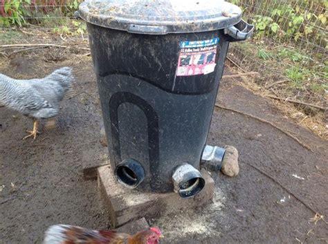 rat proof feeder chickens pinterest rats