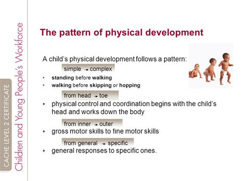 general pattern of language development unit tda 2 1 child and young person development part 1