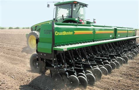 Grain Planter by 3 Point Grain Drills Crustbuster Speed King Inc