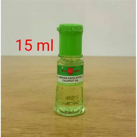 Eceran Minyak Kayu Putih Cap Lang get10pcs 15ml minyak kayu putih cap lang elevenia