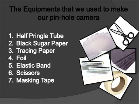 How To Make Pinhole With Paper - our pin