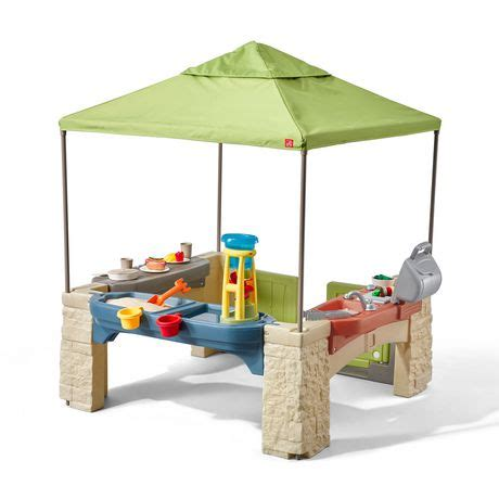 patio canopy walmart step2 all around playtime patio with canopy playset