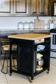 3 fancy rolling kitchen island diy pinterest 1000 images about awesome diy and home decor on