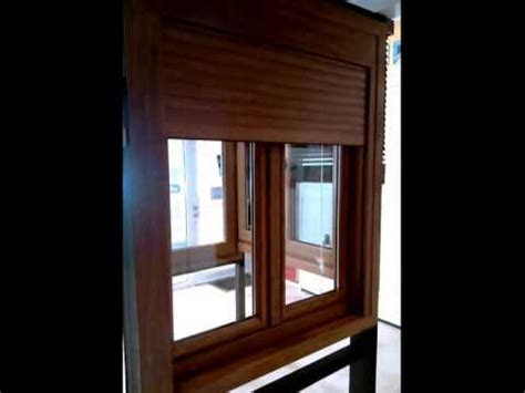 persianas de madera persiana de aluminio termico imitacion madera wmv youtube