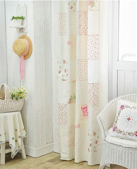 cream shabby chic curtains uk curtain menzilperde net