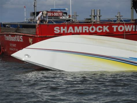 cigarette boat coast guard three sent to hospital after cigarette boat rolls and