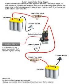 smart battery isolator wiring diagram get free image about wiring diagram