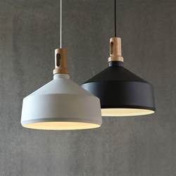 Discount Pendant Light Fixtures Contemporary Pendant Light Funnel Wooden Ceiling Lighting Timber L Ebay