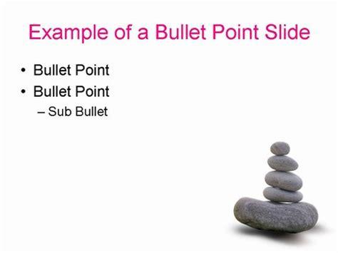 Zen Stones Template Presentation Zen Powerpoint Templates