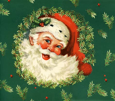 vintage christmas images grandma ideas