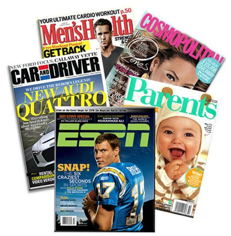 cancel magazines magazine subscriptions 31 of the most popular magazines