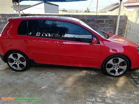 2006 Volkswagen Gti For Sale by 2006 Volkswagen Gti Golf Used Car For Sale In Johannesburg