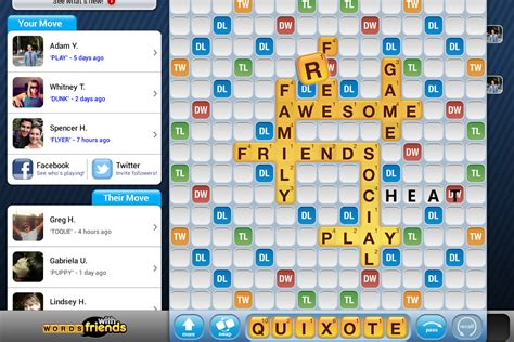 How to Cheat in Words with Friends   Digital Trends Words With Friends Cheat List