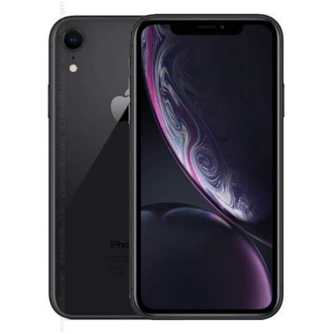 apple iphone xr black 64gb 0190198770509 movertix mobile phones shop