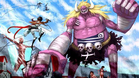 attack on titan x one 6h wallpaper hd