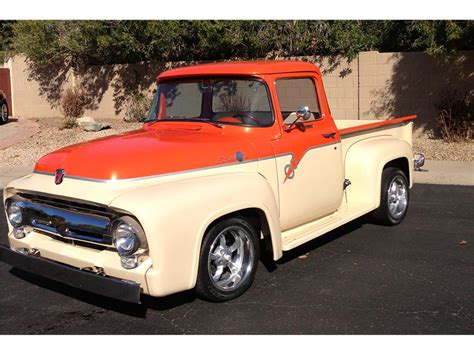 1956 Ford F100 by 1956 Ford F100 For Sale 61 Used Cars From 3 000