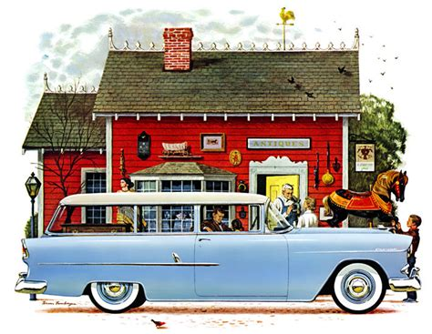 plan59 woodies 1950s station wagons 1955