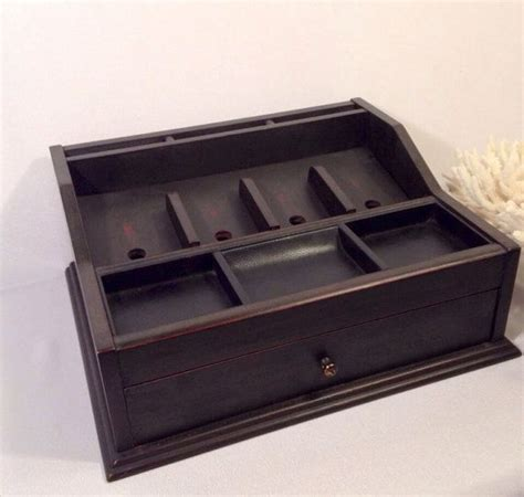 diy mens dresser valet wood chisel set bar cl storage rack build your