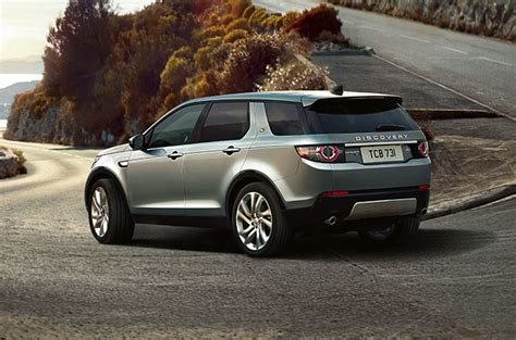 Comfort Control Systems Discover Discovery Sport Mid Size Suv Land Rover