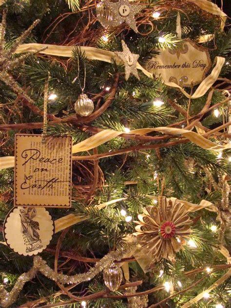 christmas tree decorating ideas handmade decorations
