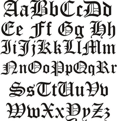 the gallery for gt old english font letter c 17 best images about fancy fonts on pinterest