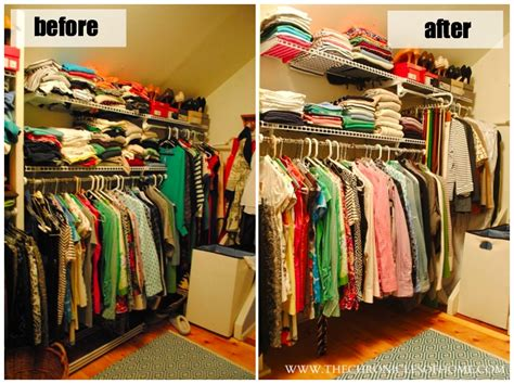 How To Organize Clothes Without A Closet by Closet Organization Without Spending A Dime The