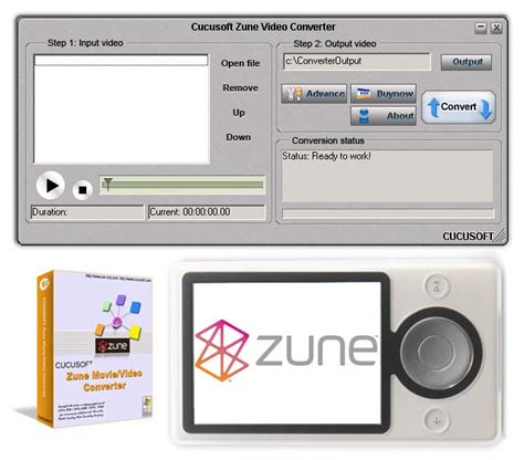 zune software full version free download cucusoft zune video converter pro multimedia graphics