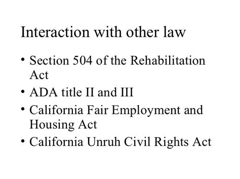 fair employment and housing act fair employment and housing act 28 images california department of fair employment