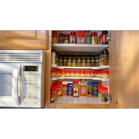 Horizontal Spice Rack Buy Kawachi Spicy Shelf Spice Rack Stackable Kitchen