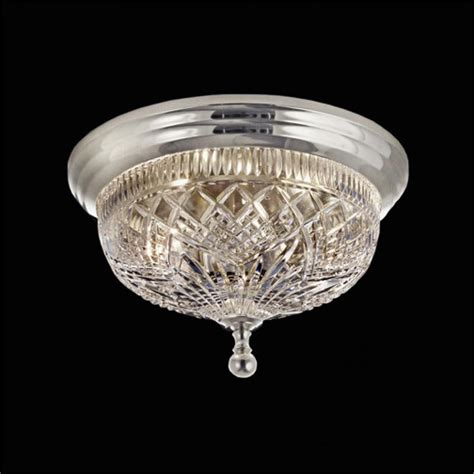 Waterford Light Fixtures Waterford Beaumont Silver Ceiling Fixture