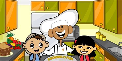 chef solus and explorers go grocery shopping in solusville chef solus kids online interactive nutrition balanced meal