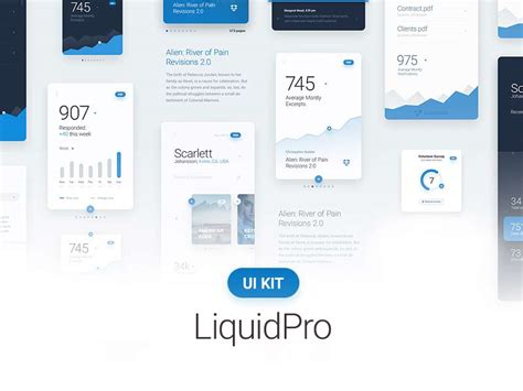 Psd Code Lookup By Address Liquidpro Psd Ui Kit Designermill