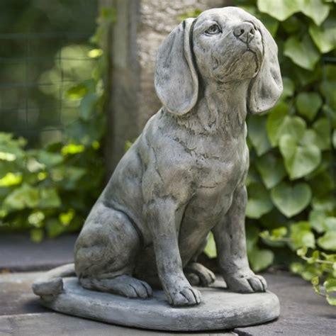 garten ideen hunde gartenfiguren sorgen sie f 252 r eine 228 sthetische erscheinung