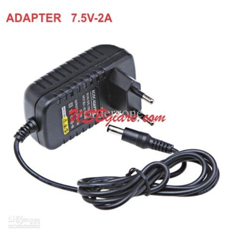 Adaptor 5v2a adapter 7 5v 2a dc 5 5mm